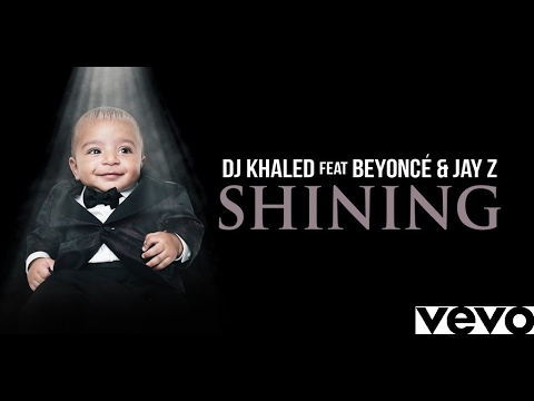 Dj Khaled  Shinin Ft Beyonce & Jay Z  Lyrics  HD