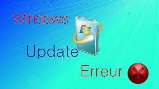 Comment corriger l'erreur du service Windows Update n'est pas en cours d'exécution
