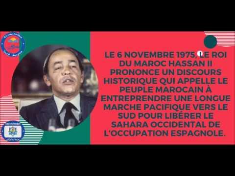 Download 44e anniversaire de la marche verte - Groupe Scolaire Ariha