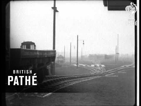 Railway Sidings - Hull (1920-1929)