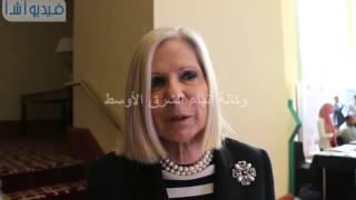 """بالفيديو : د"""" هيفاء أبو غزالة """" مؤتمر ملتقى المسئولية المجتمعية الثاني له أهمية خاصة"""