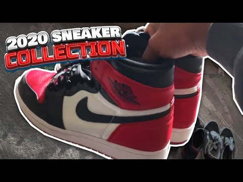 just a NBA 2K youtuber's Shoe Collection