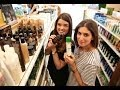 DRUGSTORE SHOPPING WITH VIVIANNA AND LILY + BLOOPERS!