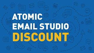 Atomic Email Studio Discount Coupon. $100 OFF.