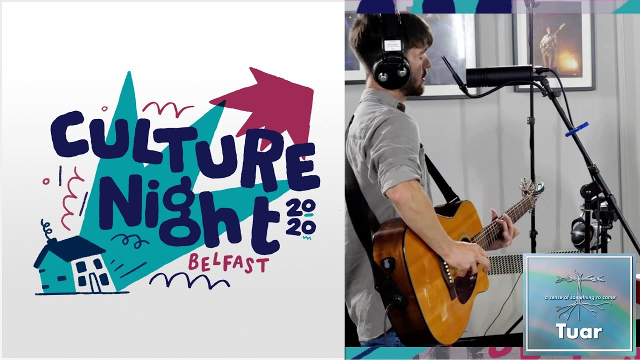 Culture Night Belfast on Tuar - The Jack Devlin Band - Studio D