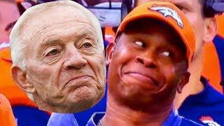Broncos Big Dick Player Week 2 2017