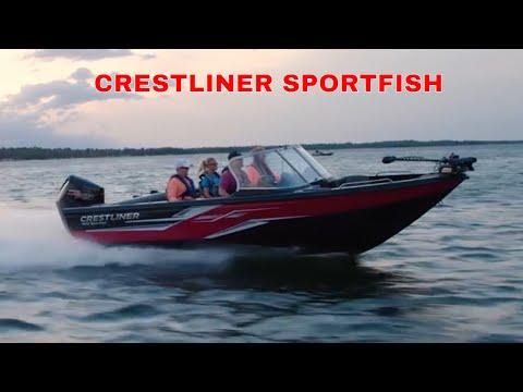 Crestliner Sportfish Walk-Through
