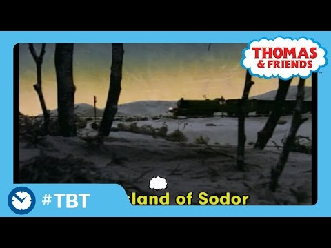 The Island Song | TBT | Thomas & Friends