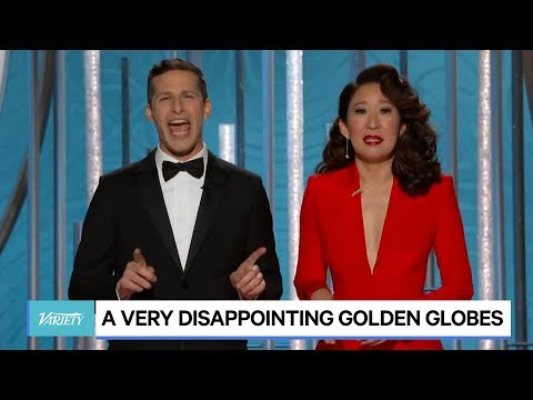 A Very Disappointing Golden Globes