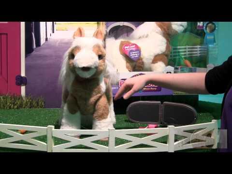Baby Butterscotch Pony - 2012 New York Toy Fair - The Toy Spy