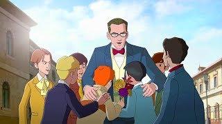 HEART / CUORE | Edmondo de Amicis Roman | Full Episode 2 | Cartoon TV-Serie | Deutsch | HD