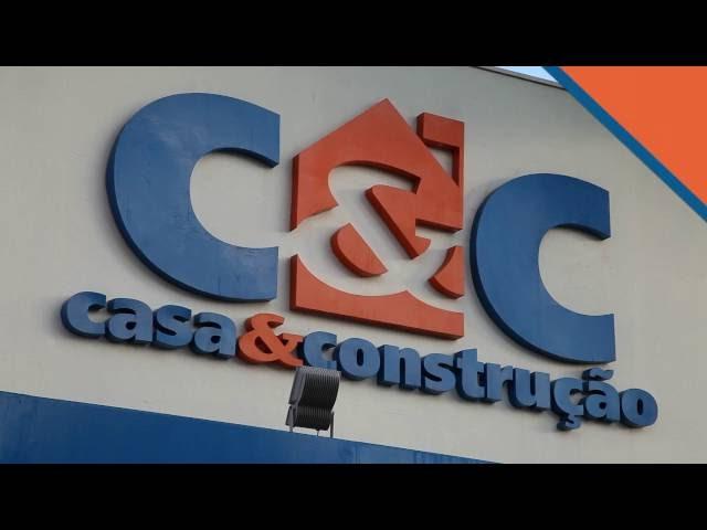 C&C CASA DECORAÇÃO CONSTRUÇÃO