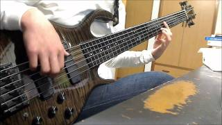 [Bass cover] Spain by Chick Corea