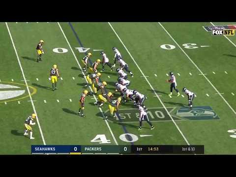 Chalk Talk - Brock Huard on 1st play vs Packers