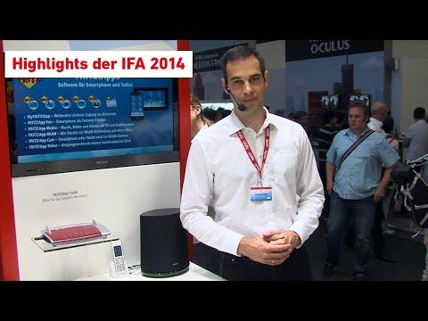 AVM-Messehighlights der IFA 2014