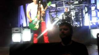 All Time Low - Dear Maria (live) 27/2/11