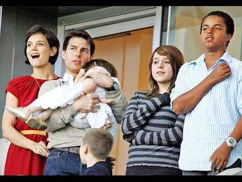 Tom Cruise Adopted Children And Wife History 2017 Unknown ...