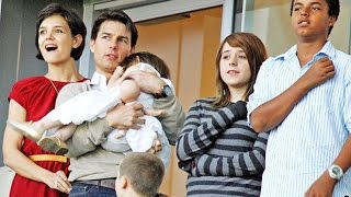 Tom Cruise  Adopted Children And Wife History 2017 Unknown Fact