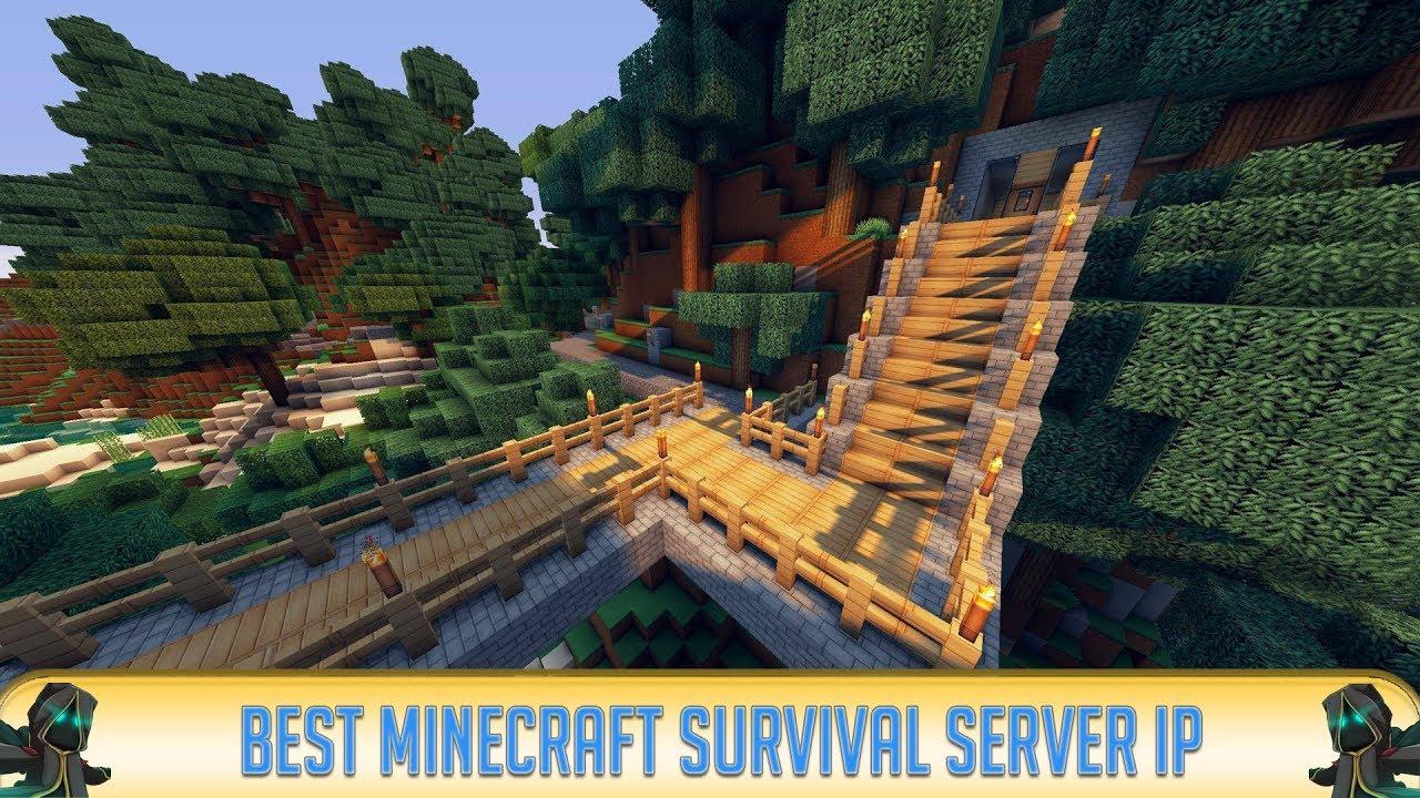 Survival server - Creeper's Lab