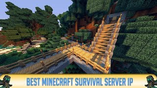 ✔ Minecraft: Best Multiplayer Survival Server