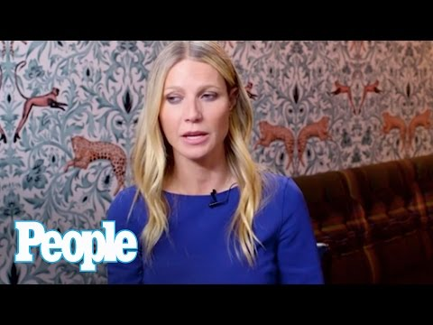 Gwyneth Paltrow Regrets Announcing 'Conscious Uncoupling' with Chris Martin | People Scoop | People