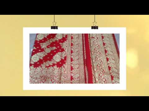 New collation of Bridal Banarasi sarees
