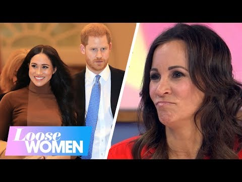 Are Harry and Meghan Still 'Royals' to the General Public? | Loose Women