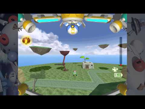 Jumping Flash 3 - First level, woo! - [ghetto-HD]