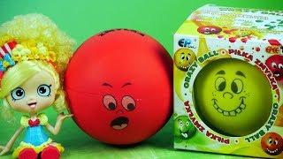 Shopkins • Zamówienie Popette • Piłka Zmyłka • Bajki dla dzieci i unboxing