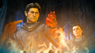 Gared Rips Beating Heart from Cotter: Blood Magic Ritual (Game of Thrones | Telltale | Episode 6)