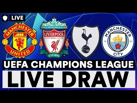 Champions League Group Stage Draw Reaction Live The Redmen Tv