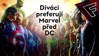 Vědci vyzkoumali, proč diváci preferují Marvel před DC