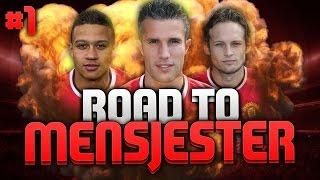 FIFA 15 | ROAD TO MENSJESTER #1 | NIET POEPEN OVER MIJN SNOR!