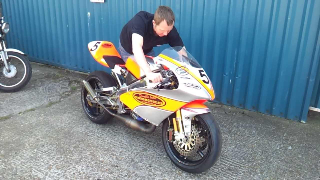 Doubletake Rs 250 Honda Race Bike Youtube