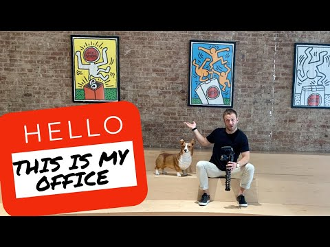 NYC Office Tour - 6,000 Square Foot Historic Luxury Office Space Mp3