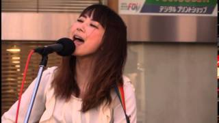 火東日本大震災復興支援 チャリティLIVE Music Rainbow vol.26 ~~笑顔を音楽にのせて♪~~ 今井あすか.