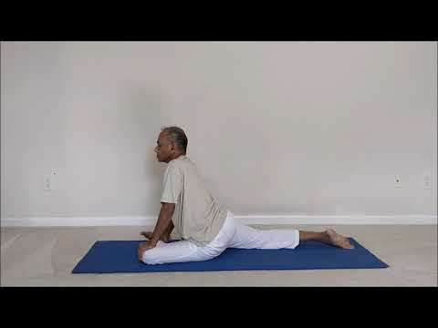kapotasana pigeon pose with variations  youtube