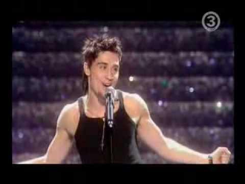 Dima Bilan-World Music Awards London 2006