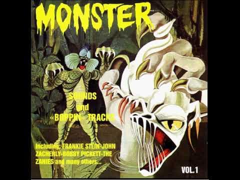 Bobby 'boris' Pickett - The Monster Swim