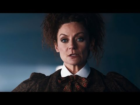 Missy in the Vault  The Lie of the Land  Doctor Who  BBC