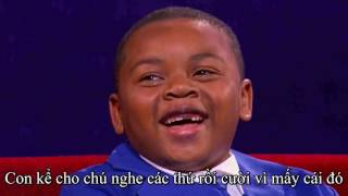Little Big Shots The best Interview of Steve's Life Jaemarc Vietsub