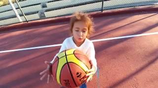 Basket oynadık, eğlenceli çocuk videosu