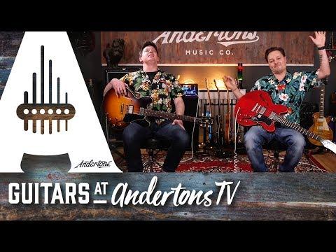 Expensive Gibson ES-335 vs Budget Epiphone Dot - Guitar Paradiso