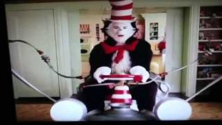 Cat And the  hat towards The end song!
