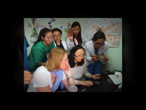 Global Foundation Mongolia Program September 2017 Highlights