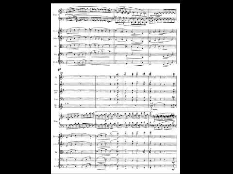 Brahms. Concierto para piano nº 1 en Re Menor Op. 15.I-Maestoso. Partitura Interpretación