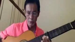 LOUIS黃世勇(奎凱)吉他彈唱【江差恋しや(戀歌)原曲】(日語)