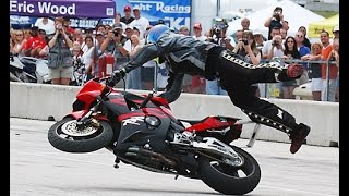 Motorcycle Crash Compilation #9 HD 2015