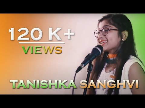 Tanishka Sanghvi Republic Day  Spacial Song 🔵