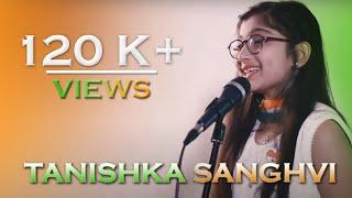 Tanishka Sanghvi Republic Day Special Song | Sachin-Jigar